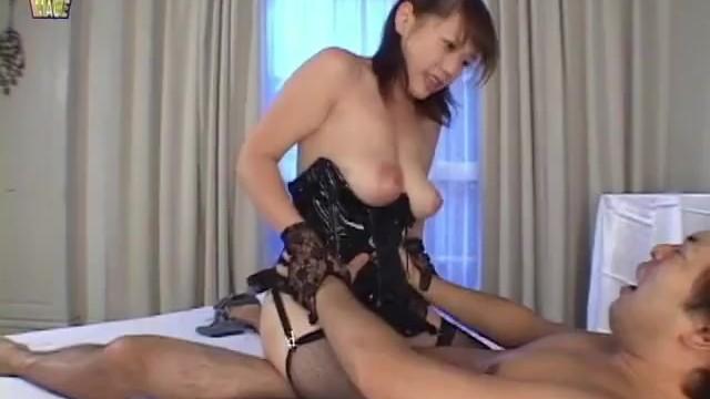 Japanese Girl sucks dick and fuck
