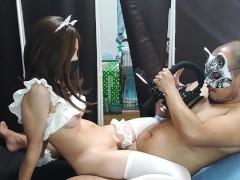【さくらママ♡個人撮影】白猫人妻のぬるぬるま〇こに生中出し【前編】