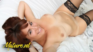 French MILF Angelique Luka Will Make You Beg For More!