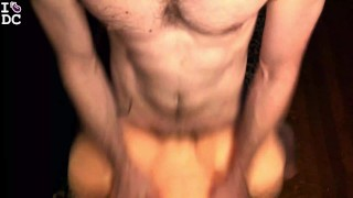 3 straight minutes of Daddy pounding your little pussy as Hard as he can - Hot guy fucks a sexdoll