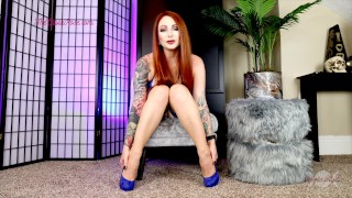 Don't Quit Commit Femdom POV Free Preview