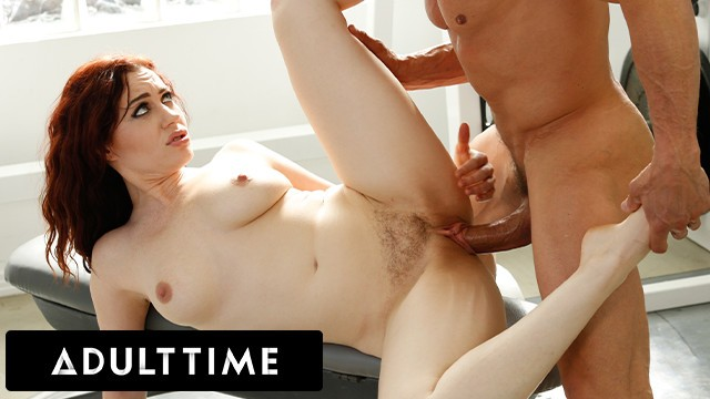 ADULT TIME - Sexy Redhead Jessica Ryan Secretly Fucks Her Buff Brother-In-L ...