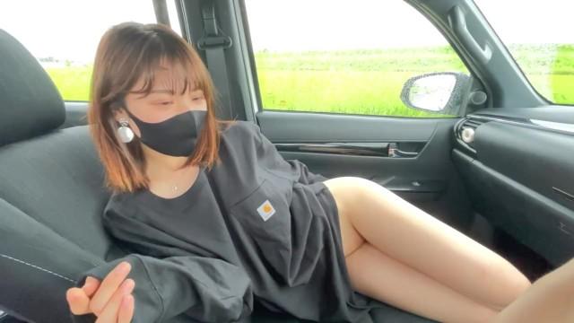 หนัง X Japan ผัวเมียญี่ปุ่นเอาใจแฟนคลับอยากเห็นเย็ดกันบนรถ Hentaikamen720 จัดให้หนักๆ แฟนขึ้นคร่อมควยโยกเย็ดไม่ยั้ง คู่นี้โคตรเงี่ยนเย็ดกันเด็ดสุดๆ