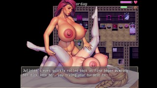 Warlock and Boobs 0.341 Part 14 Futa Big Tits Redhair MILF Fucking Bookworm Girl