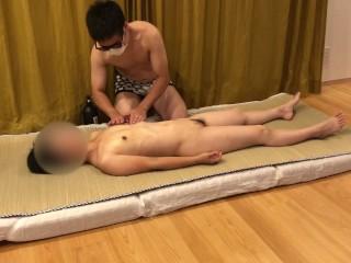 性感マッサージを全く知らない嫁に性感マッサージをやってみた Luxury massage to my wife who does not know about what is sensual mass
