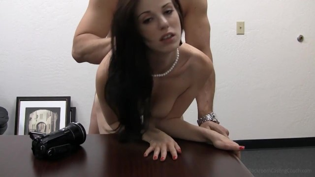 Rookie Coed Kara Takes A Cock In Mouth & Pussy In Porn Debut