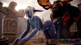 Best of World of Warcraft Babes /// HD Compilation (With Sound)