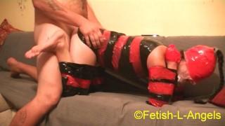 Rough Bondage Sex Slave