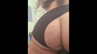 RYDA Slut bouncing phat juicy Ass on BBC teaser