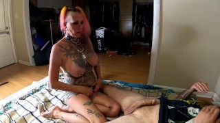 Chassidy Lynn - Horny MILF Gets Filmed By Friend Having Sex at a Party