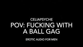 fucking my step brother til I cum - erotic audio