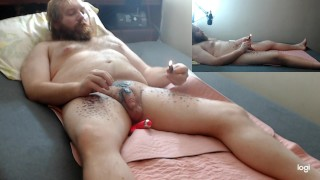 Part 1 of 8 Hot Wax Dripping Multipual Golden shower Hot Sex Sub Little Play Kinky Fuckkery