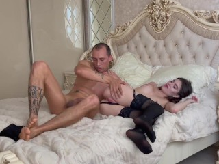 Stefany Kyler fuck in nylons