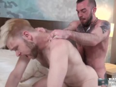 BAREBACKTHATHOLE Gays Jeremy Feist And Will Price Raw Fuck