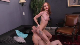 Femdom Therapy - Kendra Cole - Ass Worship & Foot Worship