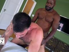 Cutler Rough Fucks, Raw Breeds Muscle Bottom Ian Holms