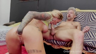 Crazy Stepsister Fisted Her Ass While Giving Me A Deepthroat Blowjob - Sasha Beart