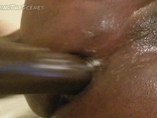 HUGE Anal Dildo (Compilation) Try Not To CUM!!!