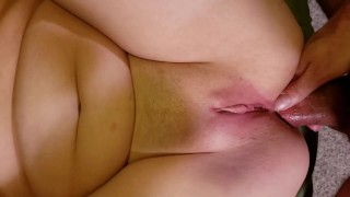 An asshole full of cum always gets me off quick