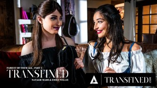 TRANSFIXED - Natalie Mars Has A Special Gift For Emily Willis - PART 1