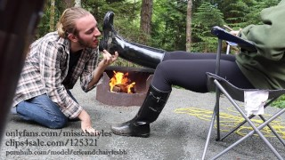 """""""Nothing But A Boot Cleaner"""" Trailer 