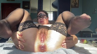 Hairy Asshole Anal