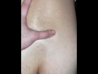 Sexy Boy gets his Tight Hole Fucked Bareback POV