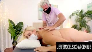 Hairy Milf Massage