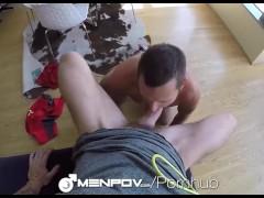 MenPov Horny Guys Fuck Before Day Starts