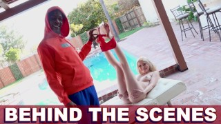 BANGBROS - Monsters Of Cock Behind The Scenes Featuring MILF Tiffany Fox & Slimpoke