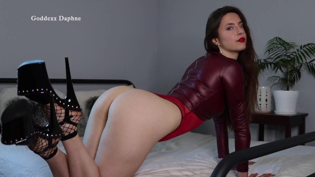 Lust Over My Legs! Leg Worship and Mesmerizing Goddess Worship by Goddexx Daphne