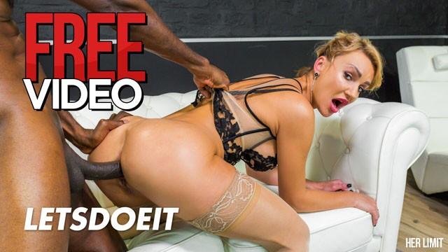 HERLIMIT - MILF Russian Model Elen Million Anal Riding A Big Black Cock Full Scene