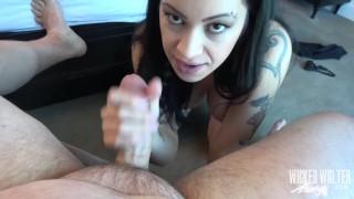Naughty Secretary Cassandra Cain Takes Dicktation