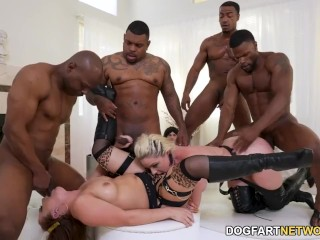 Carmen Valentina and Lisey Sweet Take BBC – Cuckold Sessions