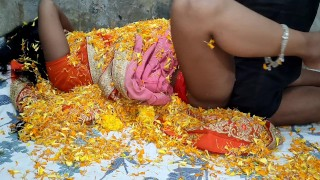 Desi bhabhi honeymoon enjoy in our step brother