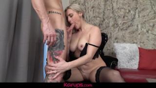 Karups - Busty Mature Slut Brittany Bardot Fucked Anal