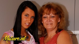 Step Mom Valeska Loves Doing Her Pretty Stepdaughter Luzia