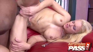 Blacked And Butt Fucked With A Big Cock Heidi Mayne