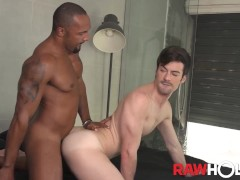 RAWHOLE Black William Leme Barebacks Gay Christian Hupper