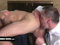 Naughty Missionary Boys Disciplined With A Dildo In Ther Assholes By Strict Priests Compilation