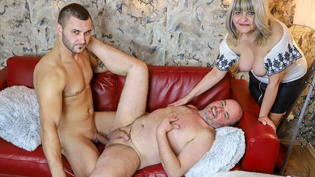 Old Couple loves Cuckolding