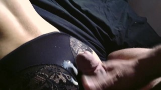 1st YEAR OF CUMS IN HALF HOUR - COMPILATION