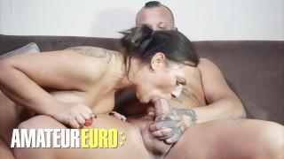 SEXTAPEGERMANY - Big Tits German MILF Has Amazing Sex On Camera - AMATEUREURO