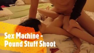 05 Sex Machine - Pound Stuff Shoot