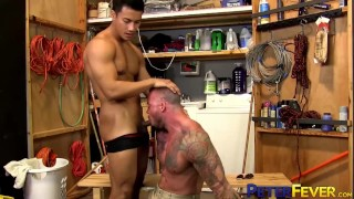 PETERFEVER Asian Gay Ken Ott Rimmed And Analed By Sean Duran