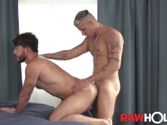 RAWHOLE Latino Arthur Mondelo And Lucas Franfreich Raw Breed