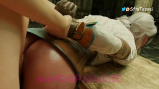 The Witcher Ultimate Compilation October [4] (SFM, HD/FPS 60, Tight Pussy, Big Ass, Big Dick)