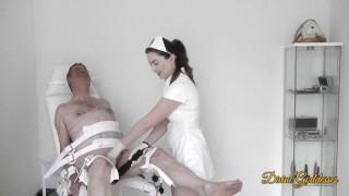 Cock Inspection From Kinky Nurse