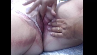 FULL SCENE (1/3) - Amateurs Fucking a Quickie In The Hostel BBW Hairy Pussy Fucked And Creampie Cum