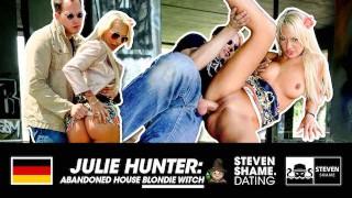DIFFERENT LOCATIONS!! sucking his dick at 4 locations in PUBLIC: JULIE HUNTER - StevenShameDating